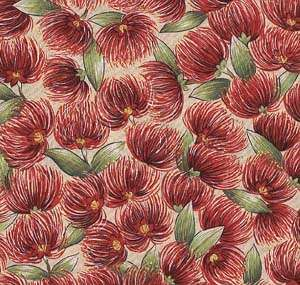 A538 Pohutukawa on cream