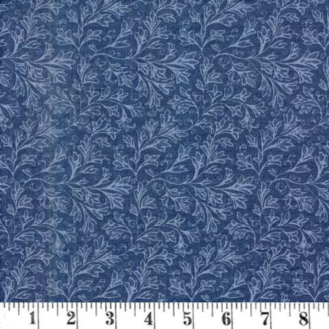 Ac063 Extra Wide Backing Blue Backings Quilters