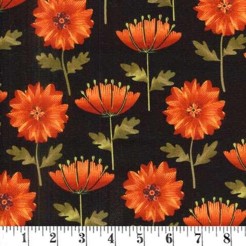 AC071 Leaf Into Autumn - Flower