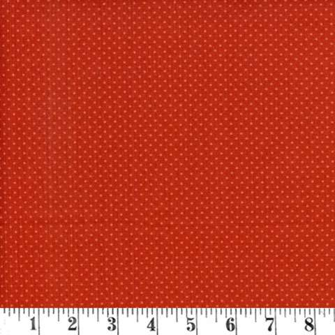 AC075 Garden Days - Red Spring Dot
