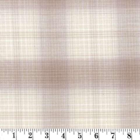 AC118 Woven Sophisticates - Mauve Ombre Plaid