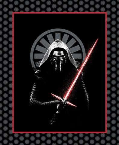 AC158 Star Wars - The Force Awakens - Kylo Ren (Panel)