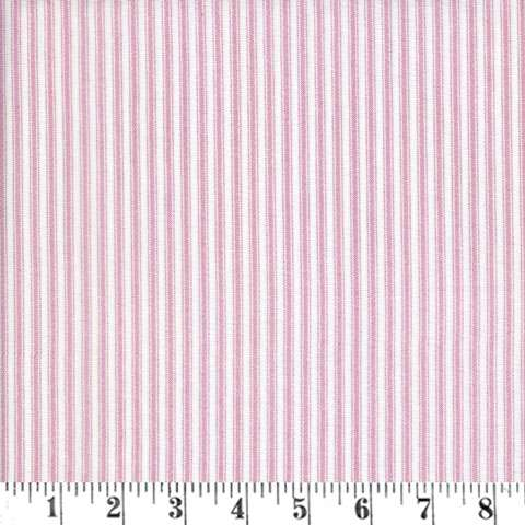 AC198 Emma's Garden - Light Pink Stripe