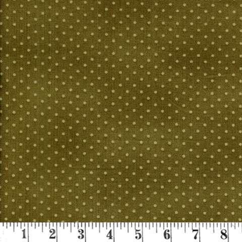 AC217 Buggy Barn Basics - Green Dots