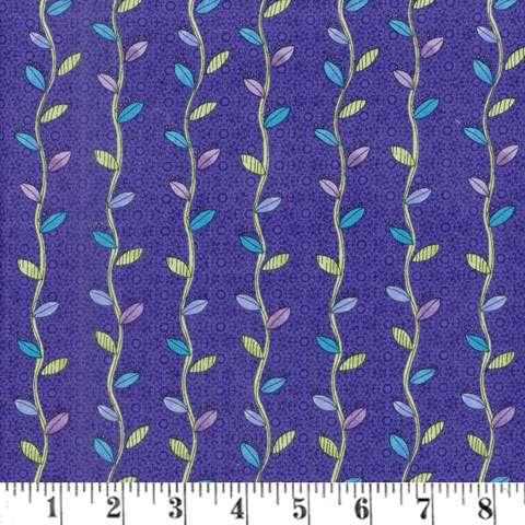 AC251 Daisy Dance - Purple Vine