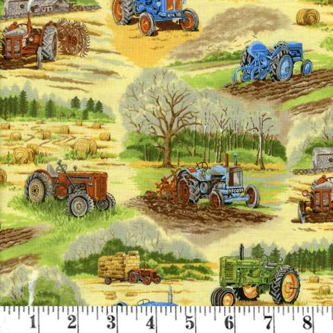AC277 In The Country - Tractor