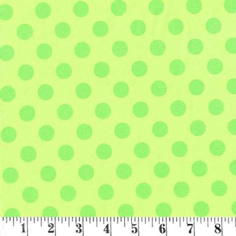 AC315  Grow - Dots - Green
