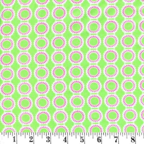 AC317 Grow - Dandelions - Green