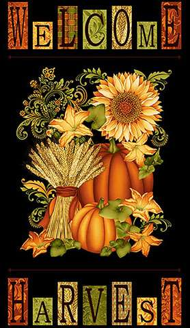 AC366 Welcome Harvest - Panel