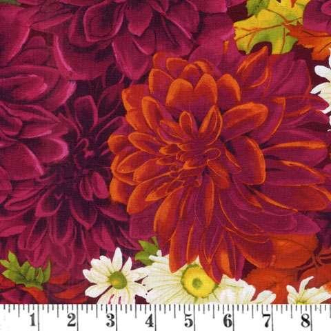 AC449 Dahlia - Large Floral