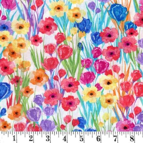 AC450 Daydream - Multi Floral