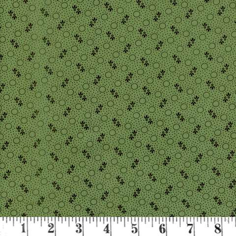 AC465 Tavern Collection - Reproduction Green