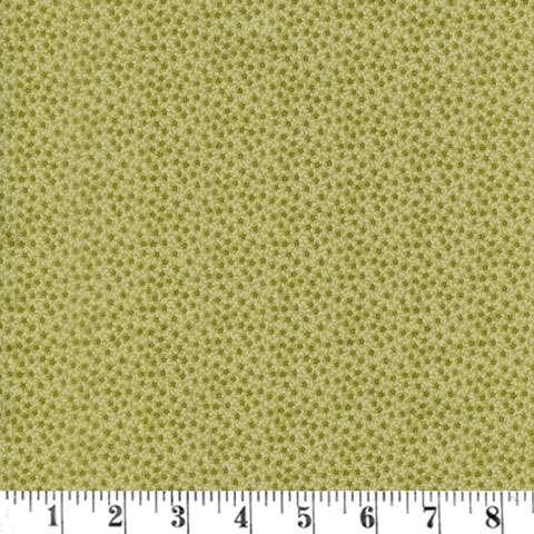 AC474 Peace On Earth - Green Daisy