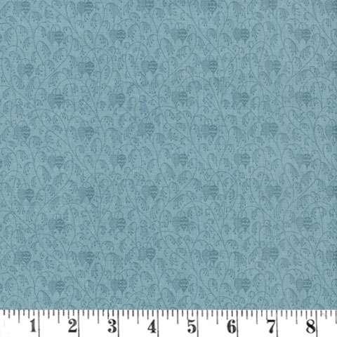 AC476 Mary's Blenders - Dusky Blue