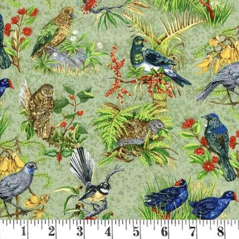 AC538 Chatter Birds
