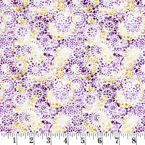AC574 Irresistible Iris - Purple Lacy