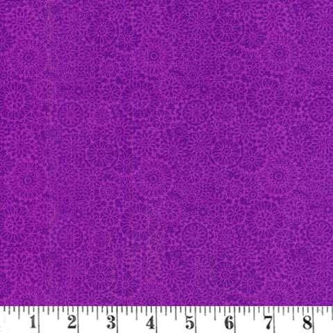 AC576 Irresistible Iris - Dark Purple Tonal