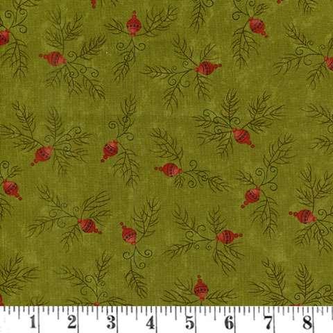 AC638 Delightful December - Ornaments - Pine