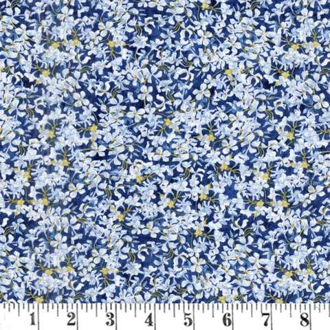 AC653 Walking On Sunshine - tiny floral