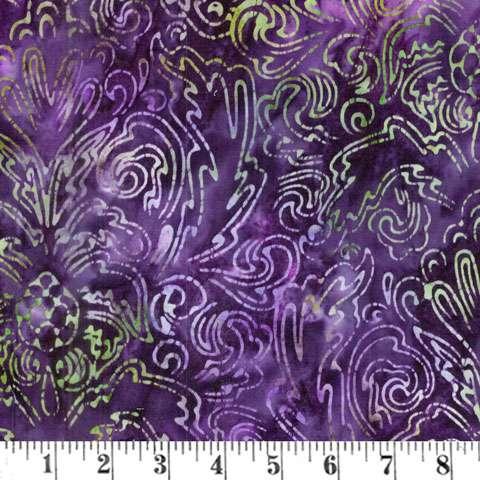AC685 Seasons Batik - Amethyst