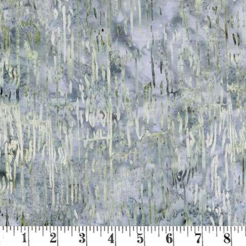 AC728 Batik - Acres to Sew Handpaint - River Rock