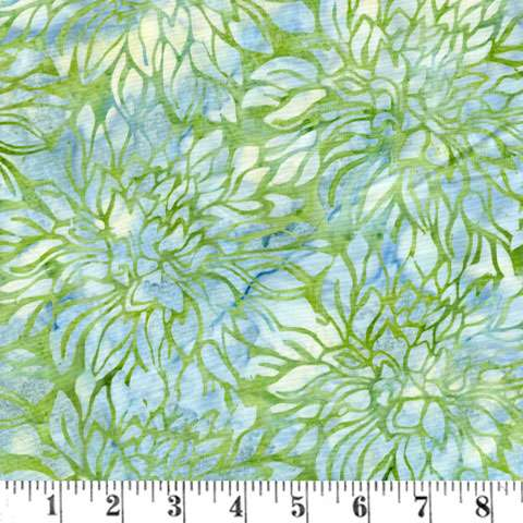 AC730 Batik - Acres to Sew Handpaint - Dewdrop