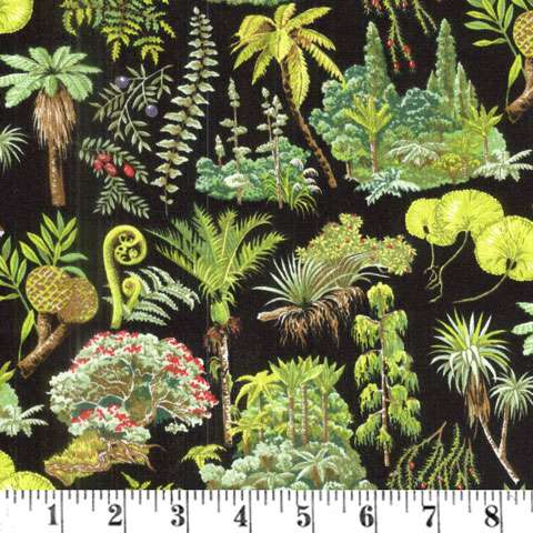 AC762 Botany - Black