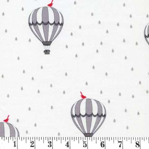AC768 Ring A Roses - Little Friends - Hot Air Balloons
