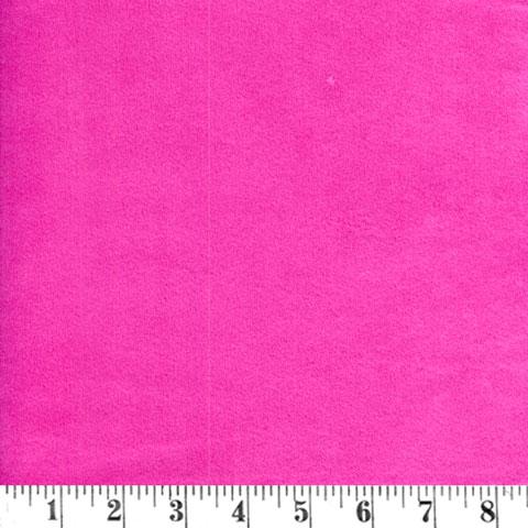 AC810 Minkie Plain - Raspberry (150cm wide)