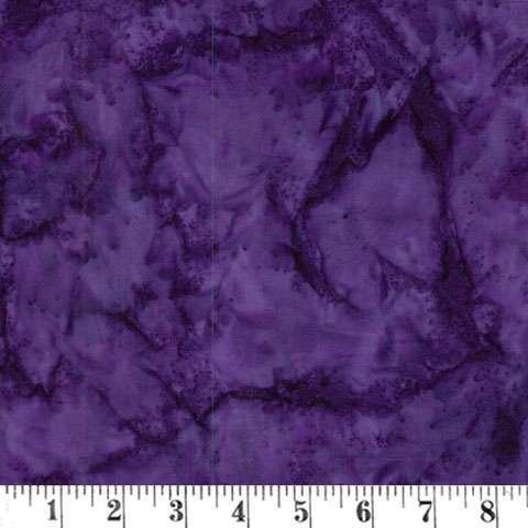 AC820 ColourGlow Batik - Dark Purple