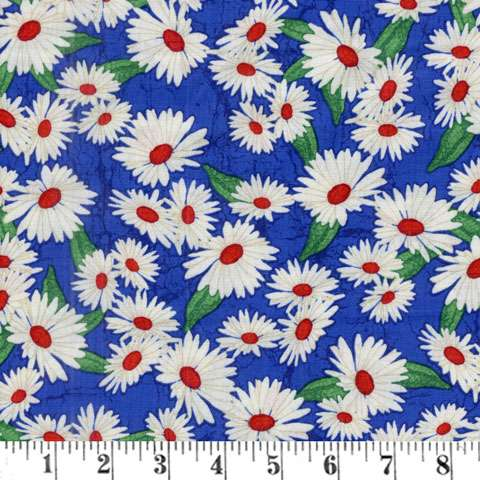 AC837 Mosaic Garden - Royal Daises
