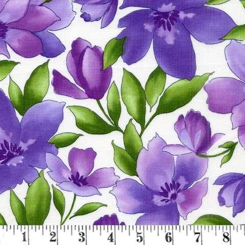 AC892 Catalina - White/Purple