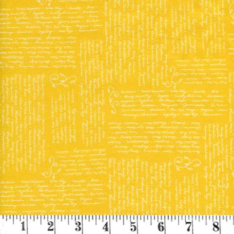 AC967 Meadow Sweets - Yellow