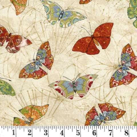 AD012 Artisan Spirit - Euphoria Butterflies