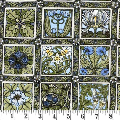 AD054 William & May - Blue