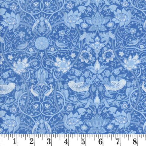 AD057 William & May - Blue