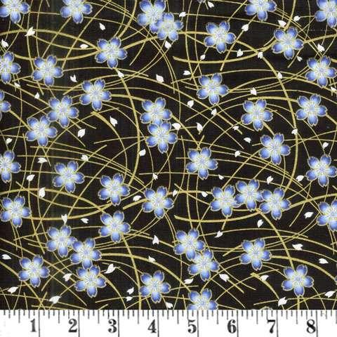 AD068 Butterfly Fandango - Blue