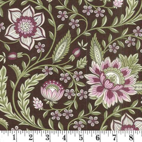 AD078 Botanical Bliss - Rose Floral