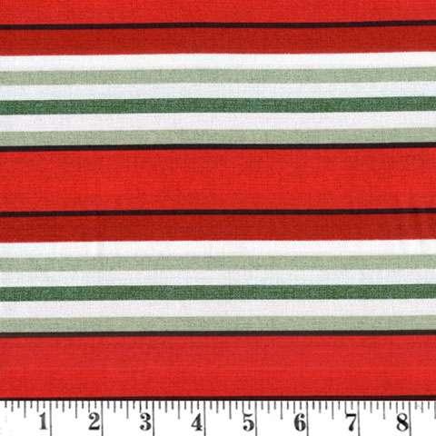 AD081 Fresh Cut - Red Stripe
