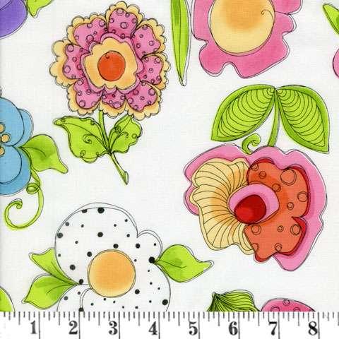 AD084 Blossom - Big Blossoms