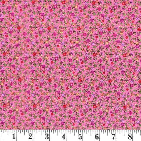 AD102 Shop Hop - Pink Floral