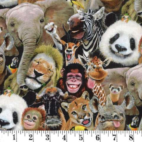 AD125 Zoo Selfies