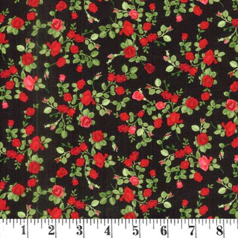 AD136 Tiny Roses
