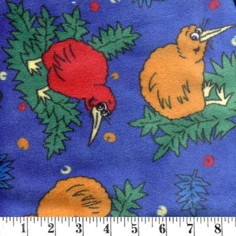 AD147 Goodnite Kiwi Cuddle Fleece (145cm wide)