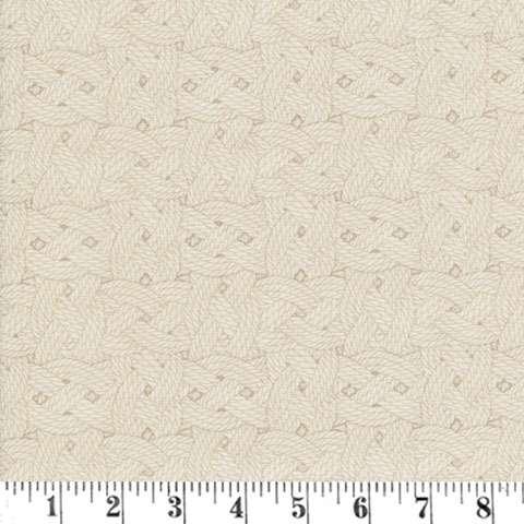 AD250 Tall Ships - Cream Knots