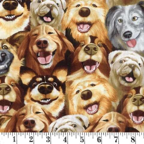 AD251 Selfie Squad - Dogs