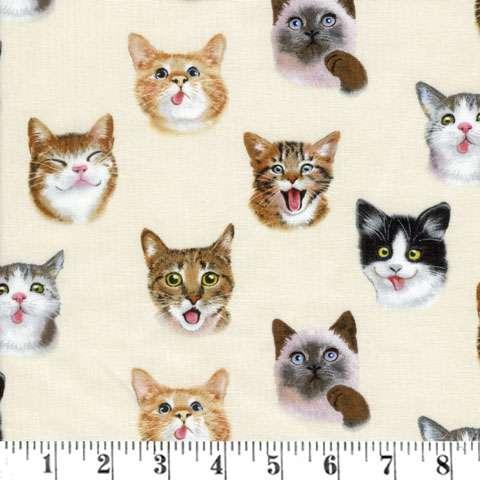 AD252  Pet Selfies - Cats