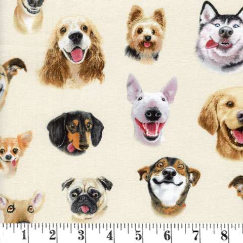 AD253  Pet Selfies - Dogs