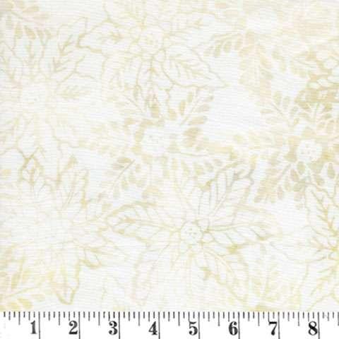 AD275 Balis Basics - Oat Winter White Floral