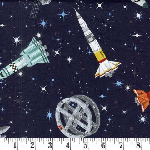 AD306 Galaxy - Rockets